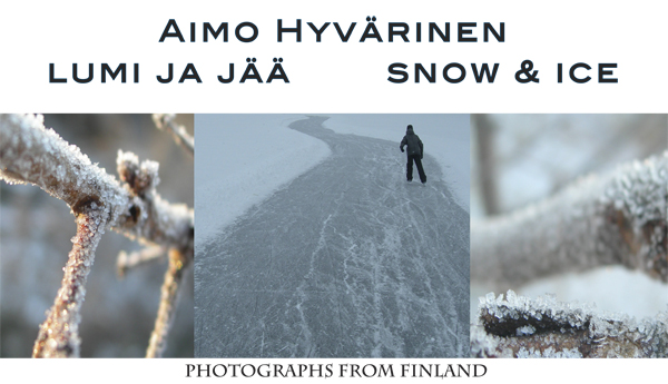 Aimo Hyvarinen Postcard