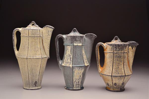 Kenyon Hansen, Ceramic teapots