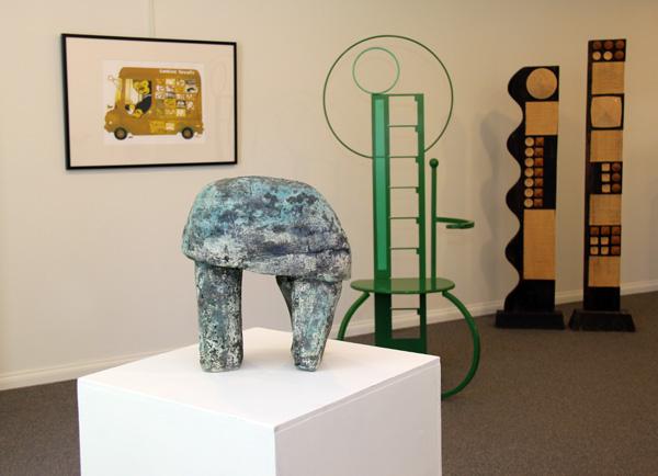 """collectors at heART"" Exhibit"