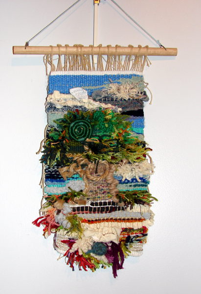 2009 Juried Show Weaving