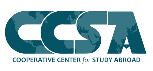 Cooperative Center for Study Abroad logo