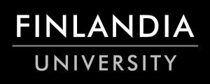Finlandia Logo Reversed Grayscale