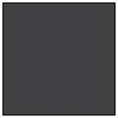 Swatch Dark Gray Anorthosite
