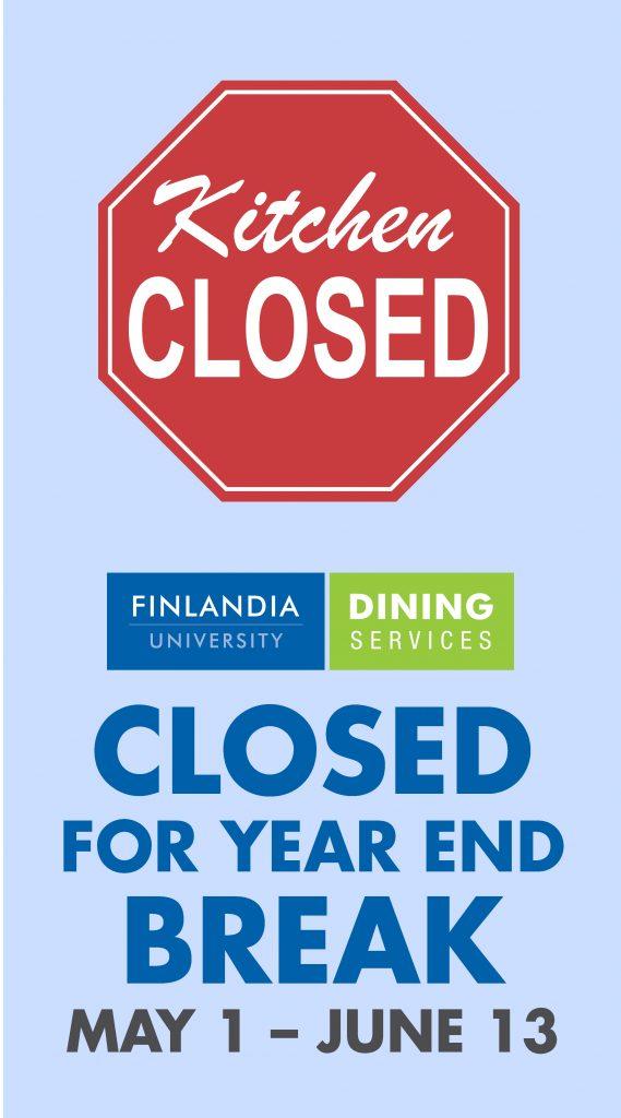 Year End Break