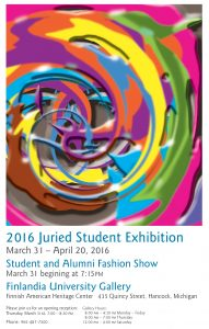 2016 juried exhibit