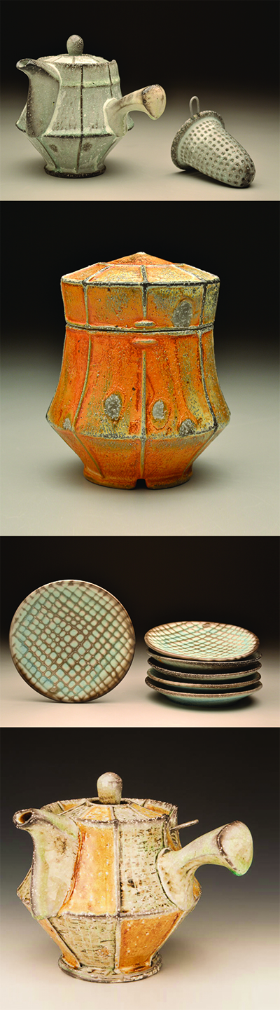 Ceramic Work by Kenyon Hansen