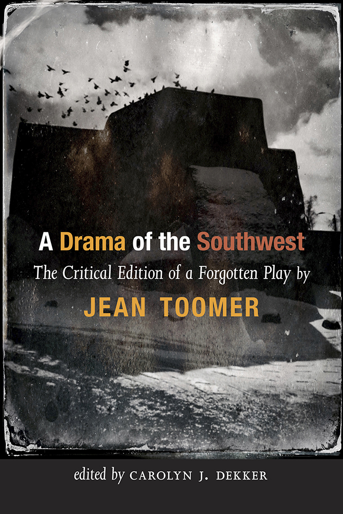 Book cover for A Drama of the Southwest