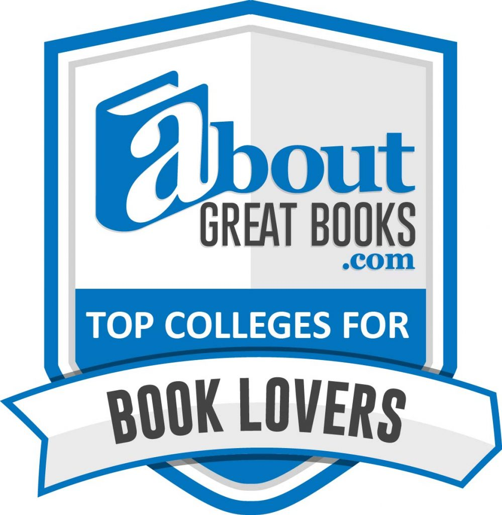 About Great Books Top Colleges for Book Lovers
