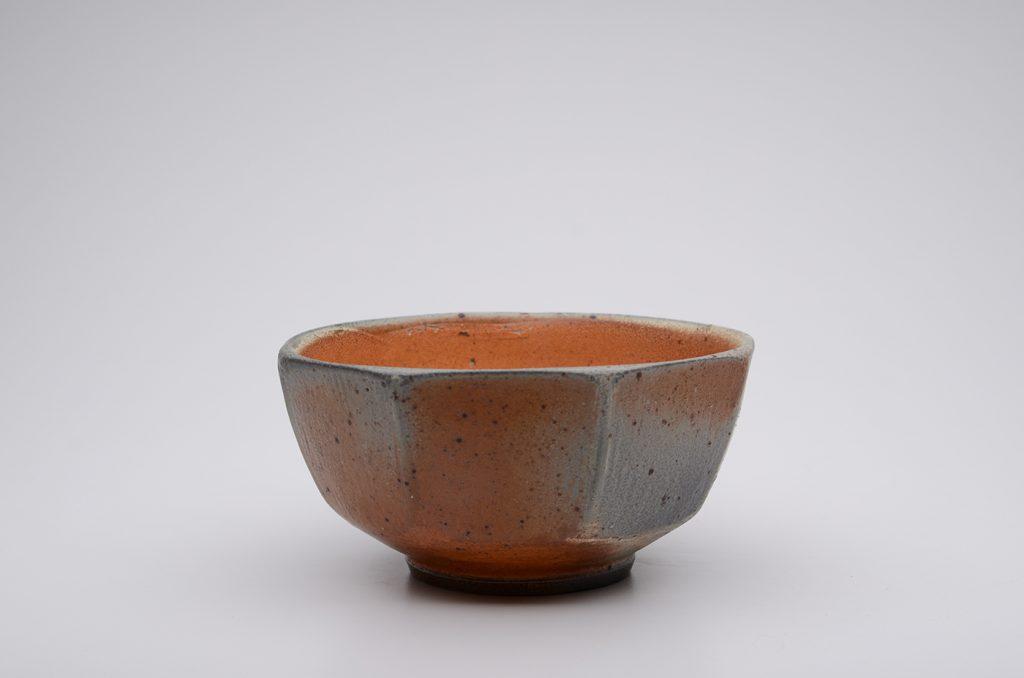 Ceramic Faceted Bowl