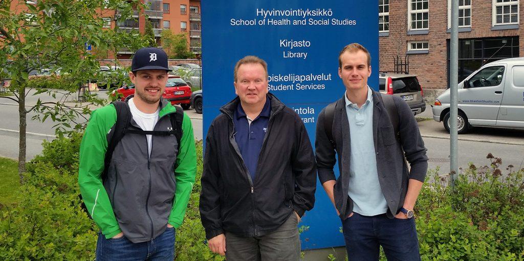 Finlandia Students in Finland