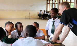 Servant Leadership - Service and Learning in Tanzania