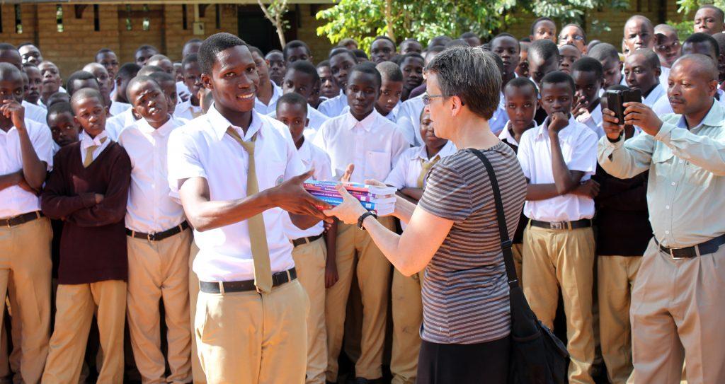 Finlandia Service and Learning in Tanzania 2016