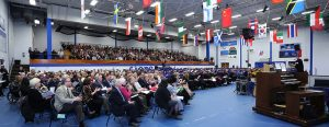 Graduation at Finlandia University