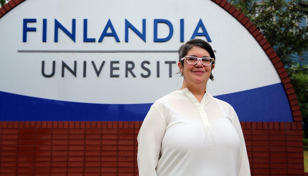 Monique Bourdage Finlandia University