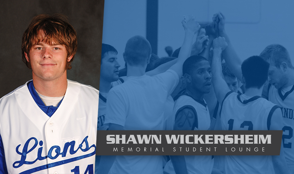 Shawn Wickersheim Memorial Website Artwork