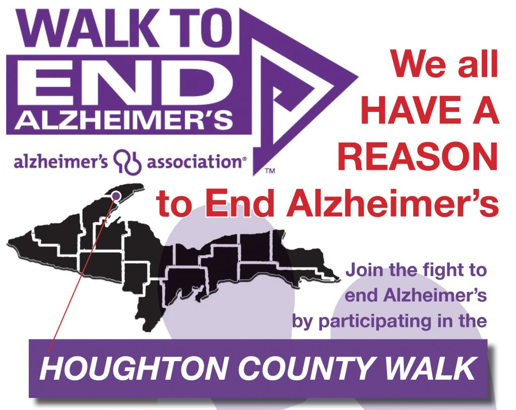 Walk to End Alzheimers Houghton