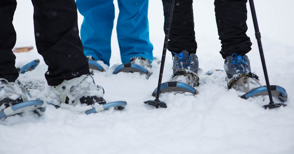 snowshoes-on-snow-at-finlandia
