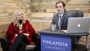 Art Scholarship Discussed on Finlandia Fridays
