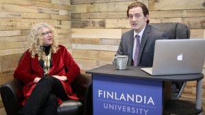 Art Scholarship Discussed on Finlandia Fridays