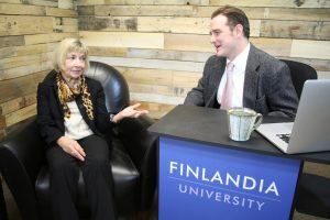 Julie Badel Finlandia University