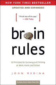 Brain Rules Digitall Audiobook