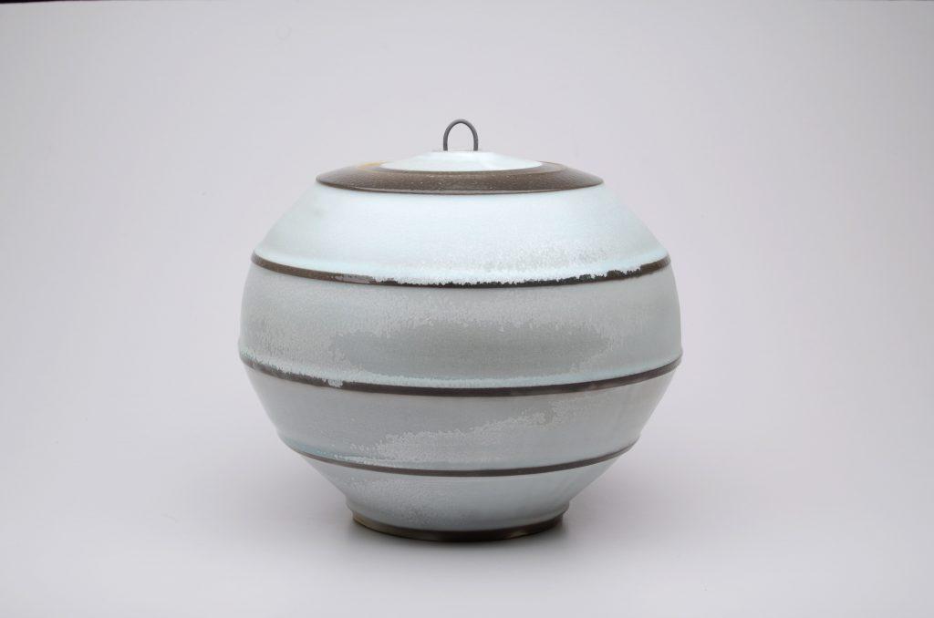 Ceramic artwork by Kenyon Hansen