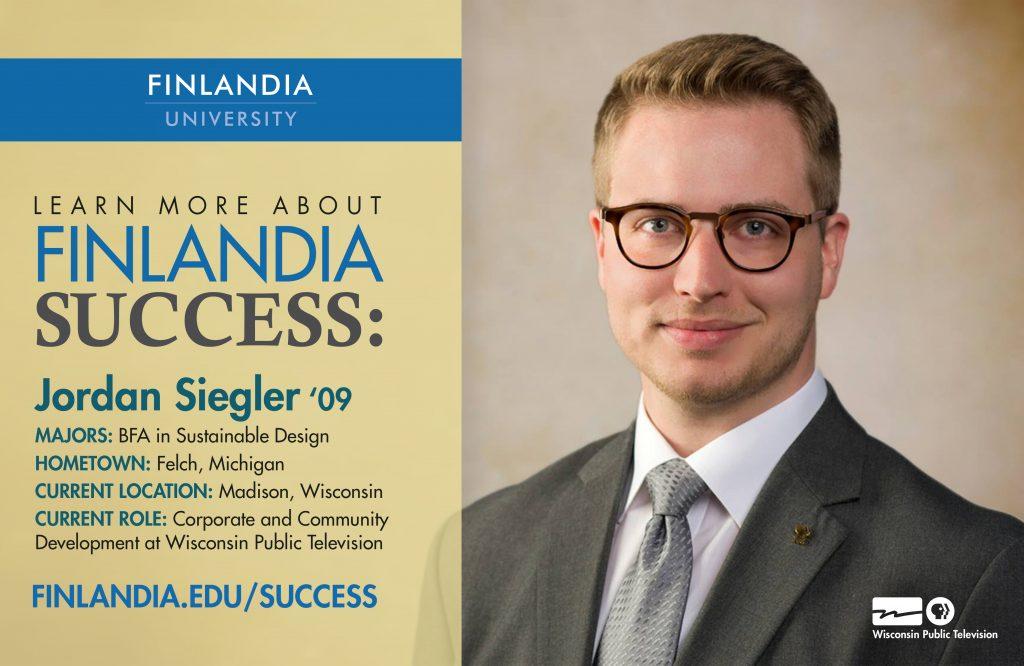 Finlandia Success Jordan Siegler 2
