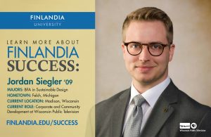 Finlandia Success Jordan Siegler 2