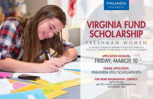 Virgina Fund Scholarship
