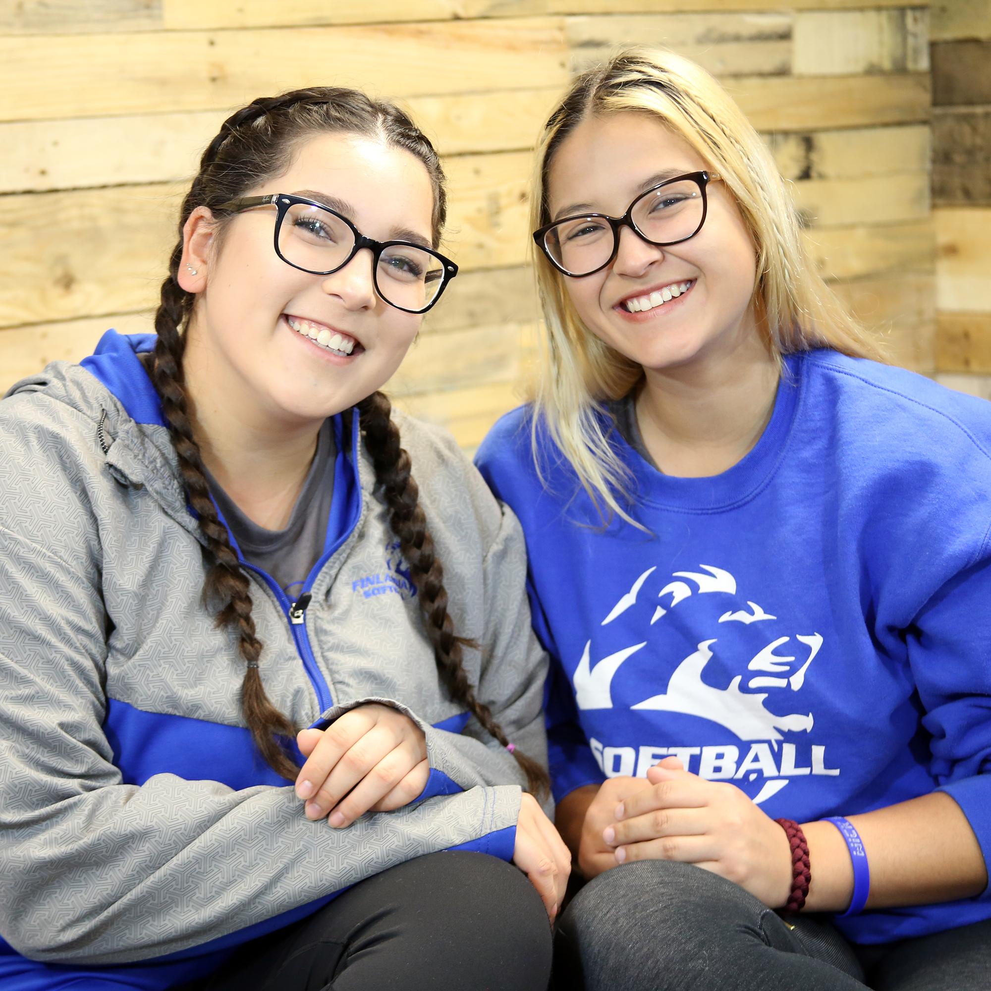Emily Nguyen and Kassandra Avila FinnU