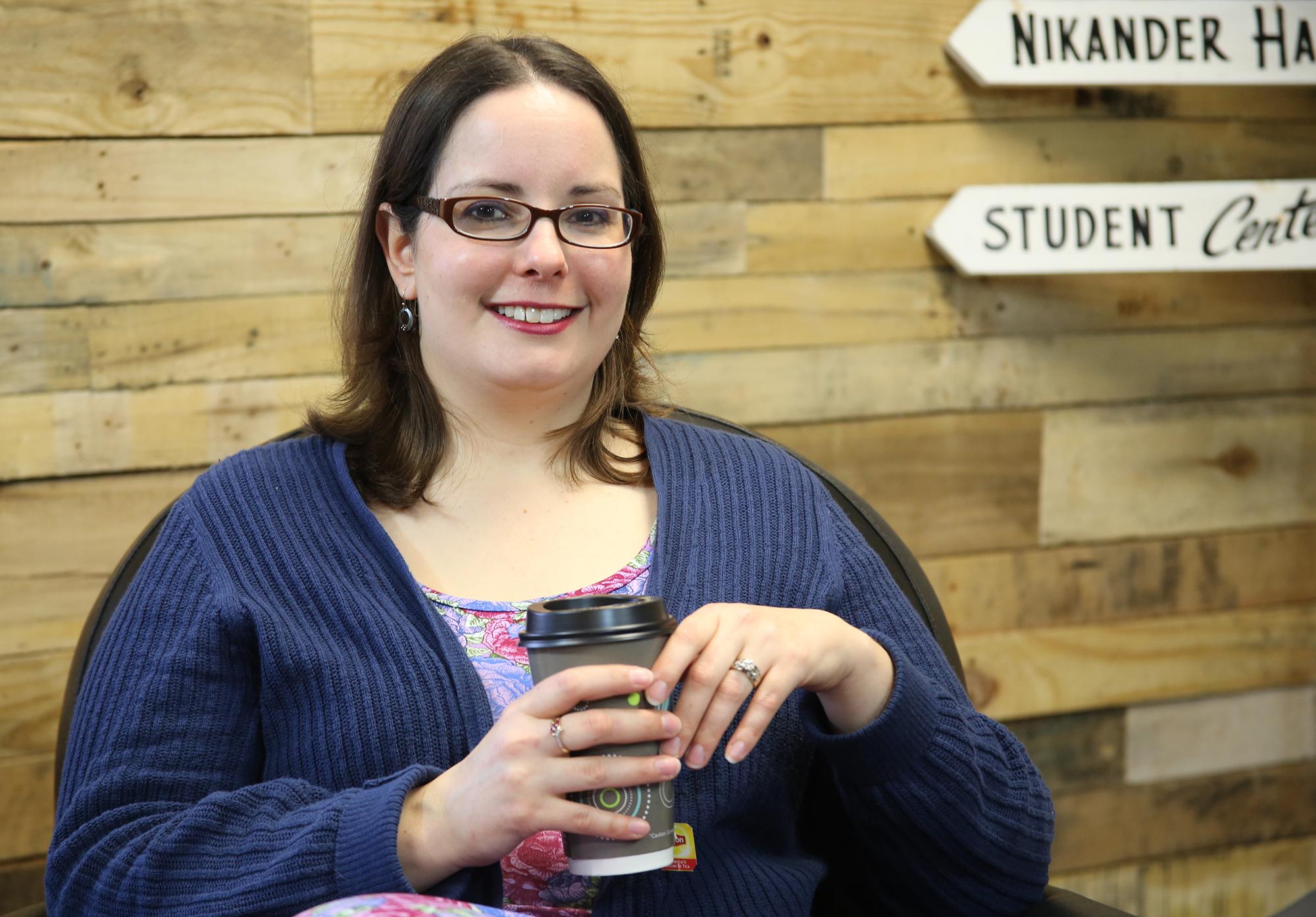 Erin Barnett on Finlandia Fridays