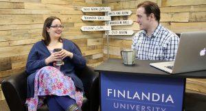 Finlandia Fridays with Erin Barnett