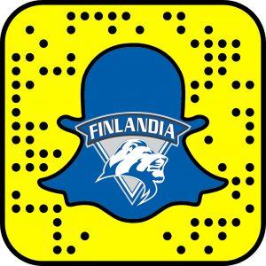 FinlandiaU's Snapchat Code
