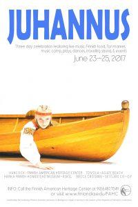Juhannus 2017 Poster