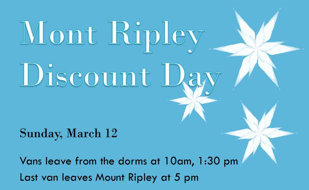 Mont Ripley Ski Day