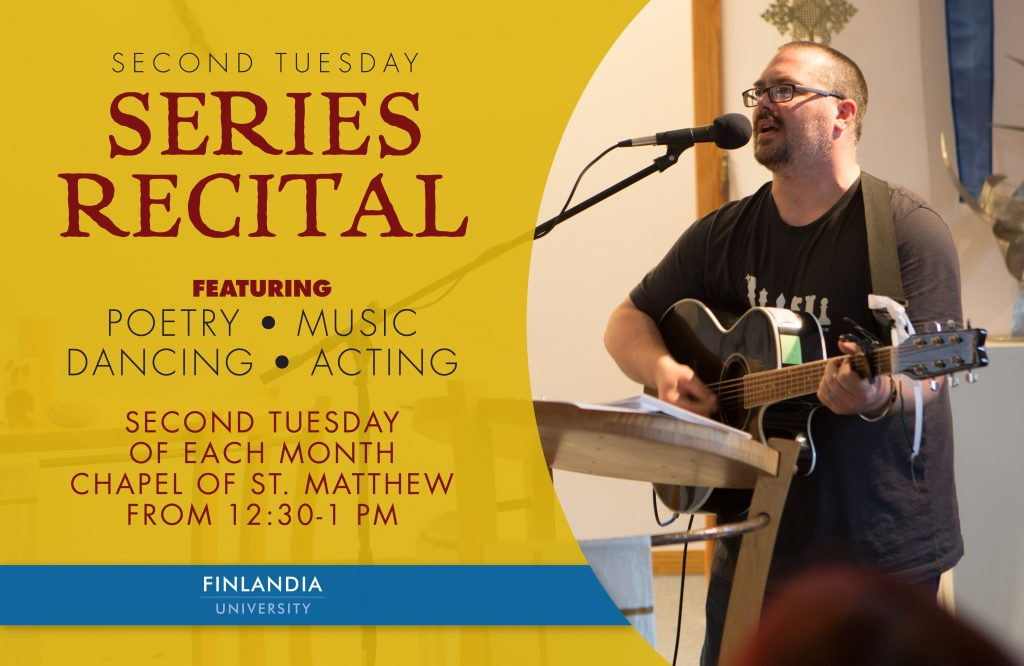 Second Tuesday Recital Series
