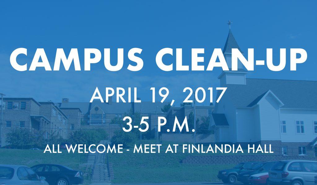 Campus Cleanup