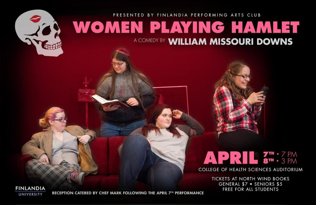 Women Playing Hamlet