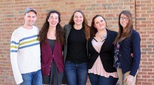 2017-18 Student Senate at FinnU