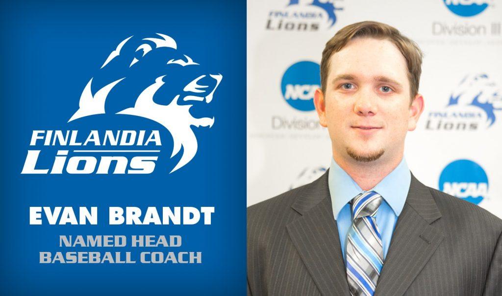 Evan Brandt Finlandia Baseball