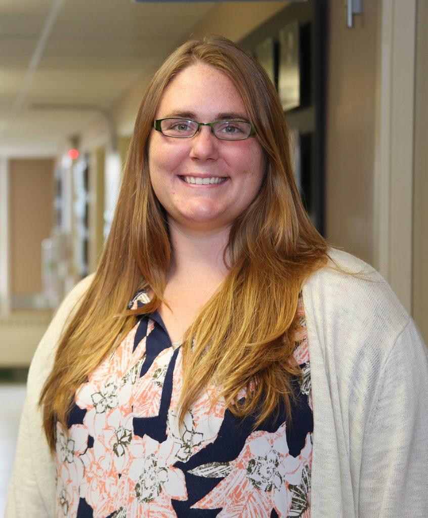 Zoe Lincoln counselor at Finlandia University
