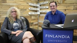 Denise Vandeville Finlandia Fridays