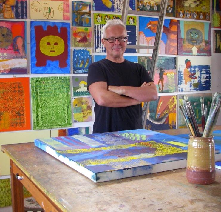 Finnish-Canadian artist Onni Nordman