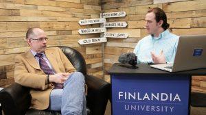 Dr.Richard Gee Finlandia Fridays
