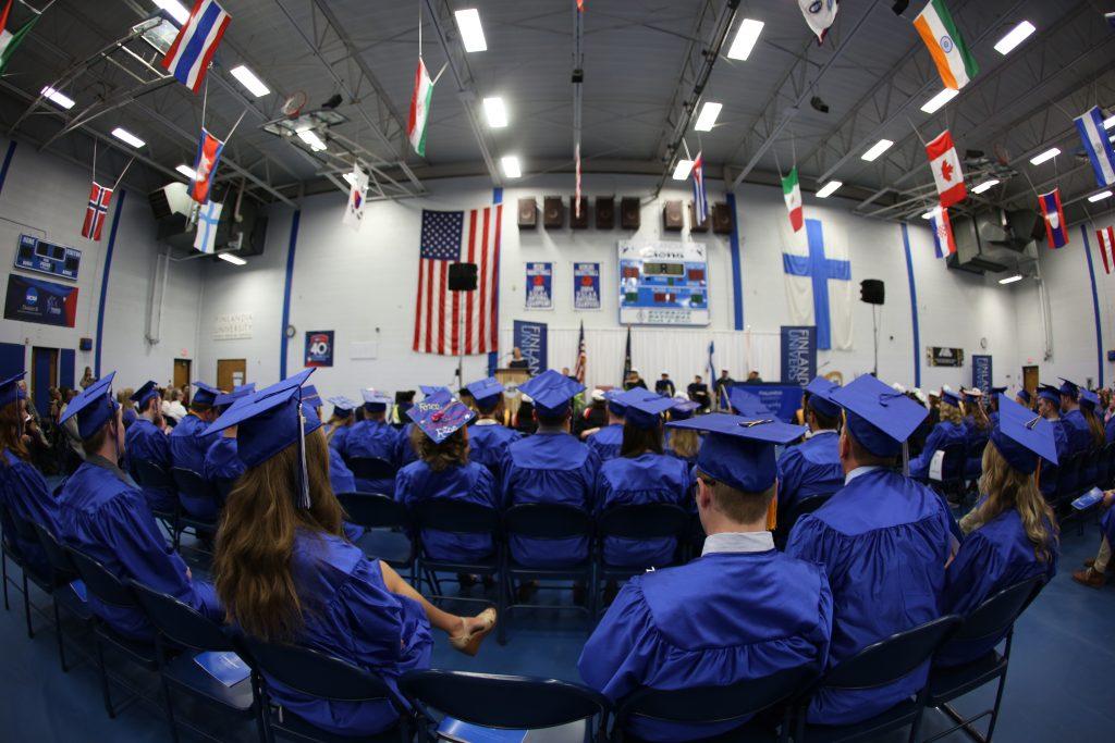 Finlandia University 2018 Graduation
