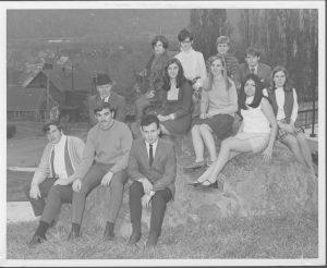 Vintage alumni recreation
