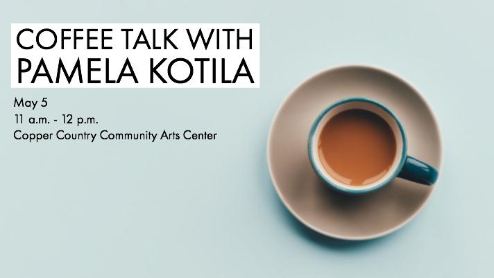 Coffee Talk with Pamela Kotila