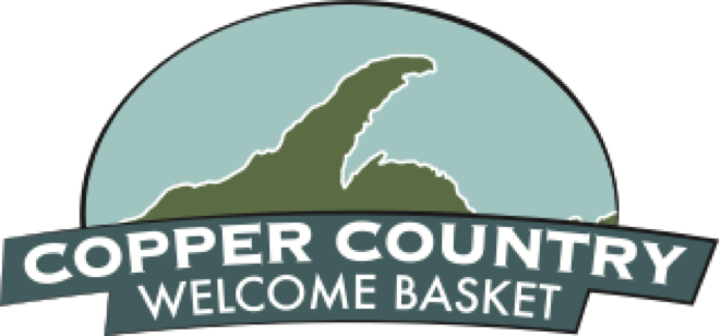 Copper Country Welcome Basket