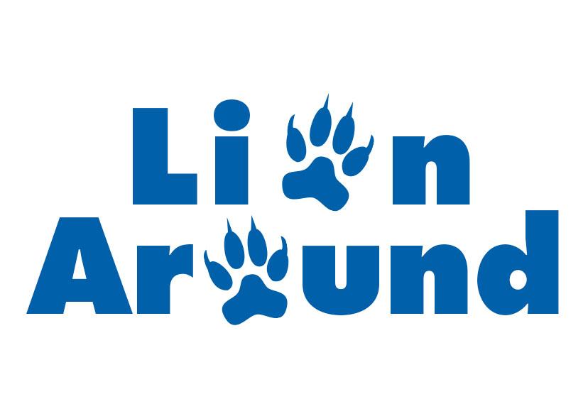 Lion Around logo