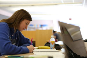 Student Studies in Library